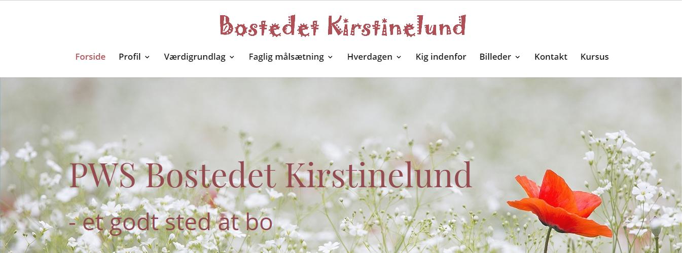 PWS Bostedet Kirstinelund